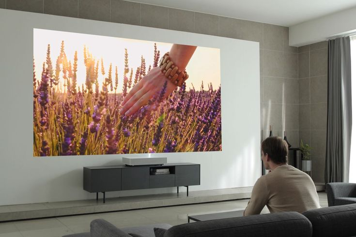 Lg S New Short Throw 4k Laser Projector Is Now Available For 6 000 Short Throw Projector Best Projector Projector