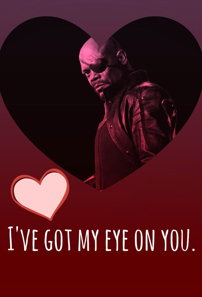 geeky valentine's day cards for him