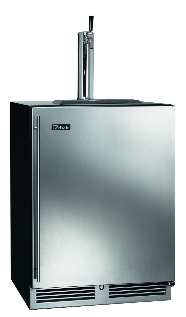 """HC24TB31R1 24"""" CSeries Beer Tapper with Single Tap"""