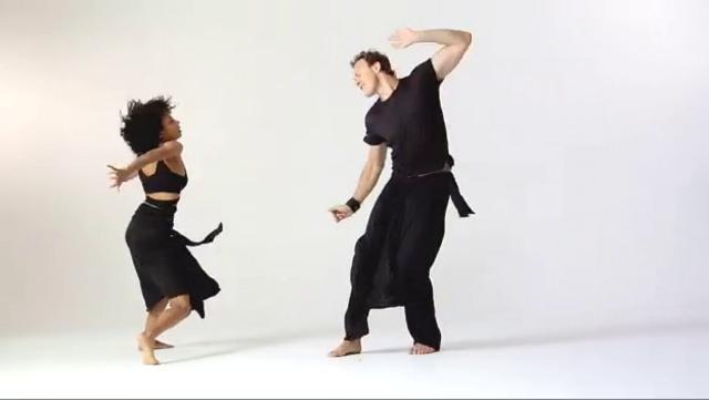 5Rhythms dancing wearing Ula Sports