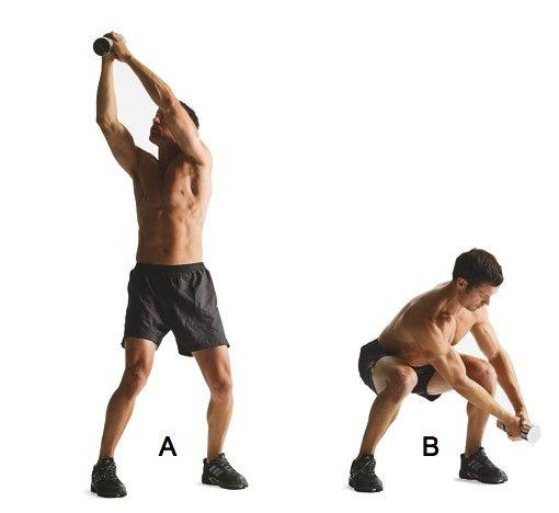 wood chops exercise | Wood Chop
