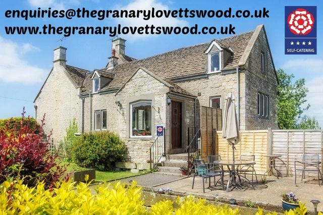 We are now taking bookings at the 4* Granary Holiday Cottage - Cotswolds - for quality Autumn / Winter Breaks and holidays 2015. enquiries@thegranarylovettswood.co.uk