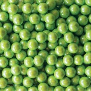 Sixlets Shimmer Lime Green 1kg