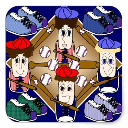 The Sneaks Family Stickers - personalize design idea new special custom diy or cyo