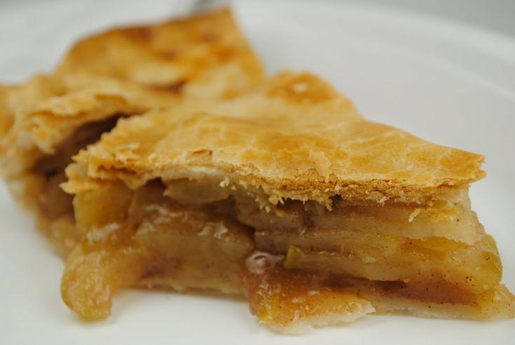 Double Crust Apple Pie | Fat Girl Trapped in a Skinny Body Inna wersja nadzienia