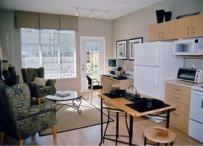 Soggiorno Piccolo Con Angolo Cottura Design Appartamenti Design Appartamento Piccolo E Sale Soggiorno Piccole