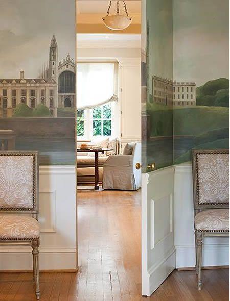 10 Coolest Hidden Doors and Secret Passageways Painted