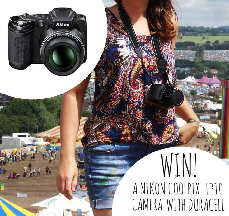 WIN a Nikon Coolpix L310 camera with Duracell on The Girl Outdoors!   http://thegirloutdoors.co.uk/2014/06/30/competition-win-a-nikon-coolpix-l310-camera-with-duracell/