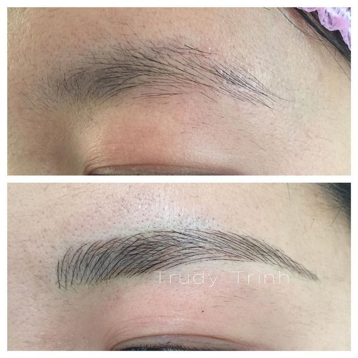 Another late post. 19 year old beauty who didn't want to draw her brows anymore. #eyebrowembroidery #eyebrowfeathering #eyebrows #newyork #ontario #yyz #torontosalons #Toronto #maccosmetics #permanentbrows #permanentmakeup #permanenteyebrows #semipermanentmakeup #sephora #makeup #micropigmentation #microblading #microstrokes #makeupbloggers #makeupartists #brows #beauty #bloggers #beautybloggers #fashion #fashionbloggers #416 #anastasiabeverlyhills #canada by: @permanentmakeuptoronto