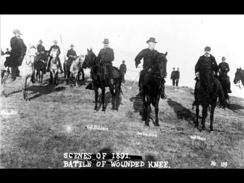 We Are All Wounded at Wounded Knee - Dave Lindholm & The Äkäslompolo Tra...