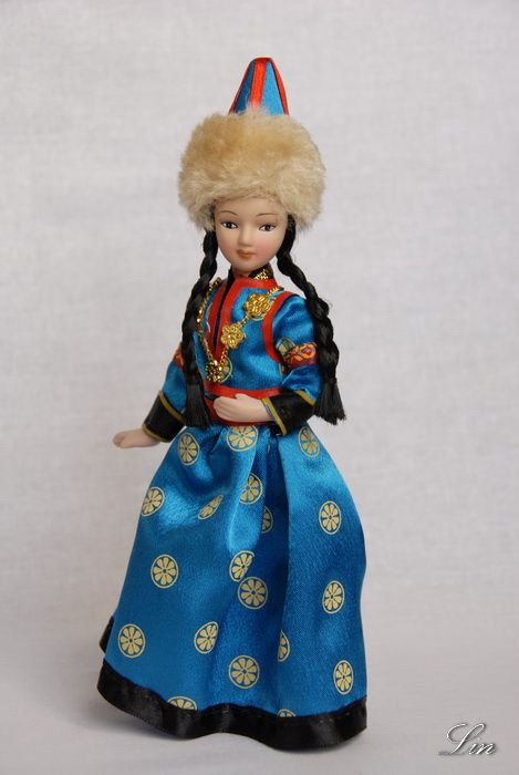 Самые красивые женщины народов России. Часть I (39 фото)