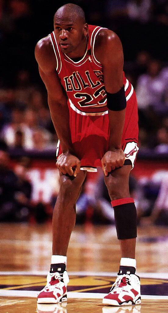 Michael Jordan - CHI Bulls: