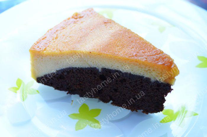 """Торт """"Крем-карамель"""""""