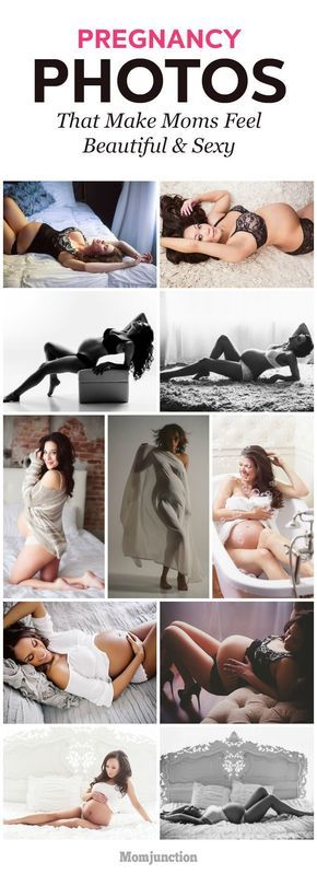 Pregnancy Photos That Make Moms Feel Beautiful And Sexy
