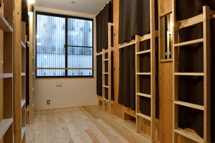 12 Bed Mixed Dormitory1