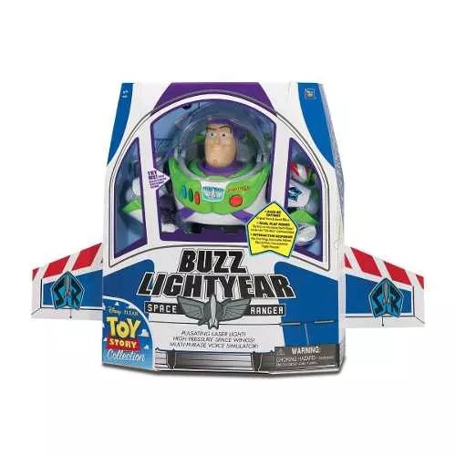 Toy Story Collection Buzz Lightyear - $ 3.499,99