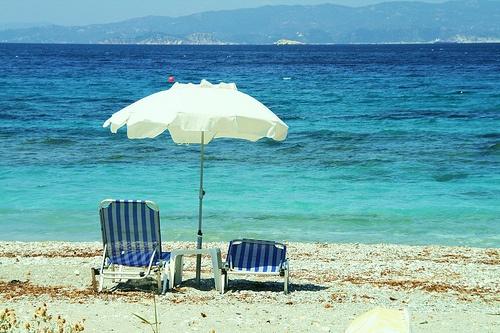 Varkiza Beach, Glyfada, Greece