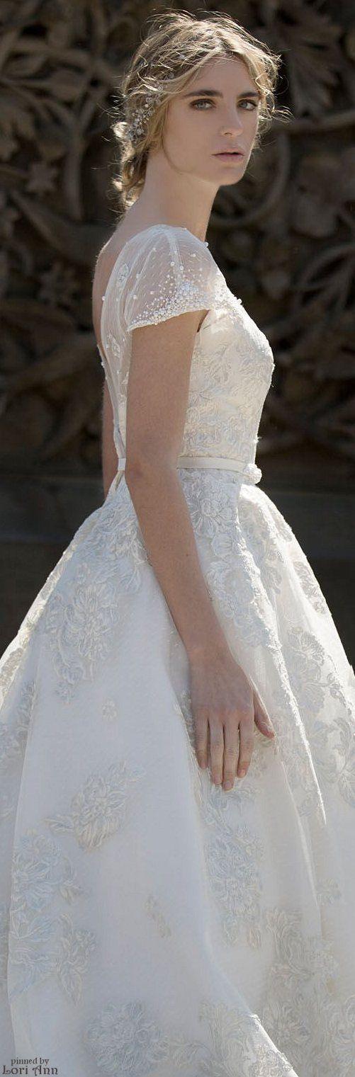 Eugenia Couture Bridal Spring 2016