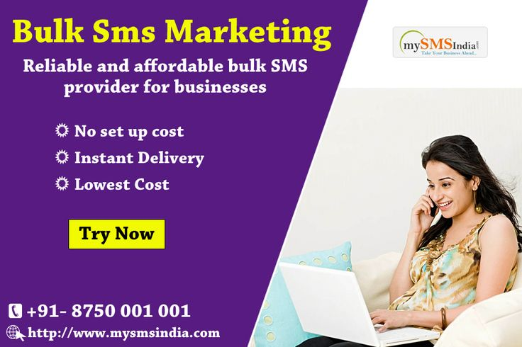mysmsindia.com/ provides quality bulk sms services in india, Bulk sms marketing help business to communicate with their target audience within second. # https://goo.gl/uB2k5v