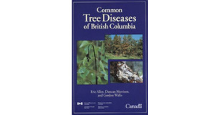 This is the third version of a Canadian Forest Service tree disease indentification guide for British Columbia.