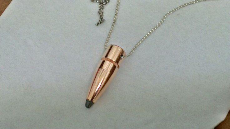 303 bullet tip pendant