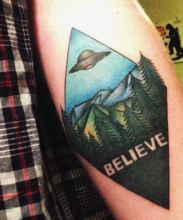 Картинки по запросу татуировка секретные материалы