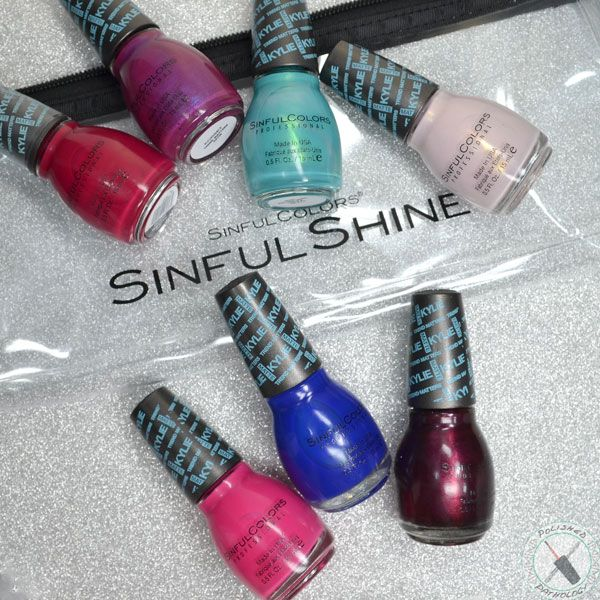 17 best sinful colors nail polish images on pinterest products kylie jenner trend matters collaboration with sinful colors prinsesfo Images