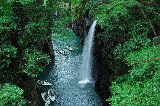 Takachiho Gorge, Miyazaki, Japan - wow