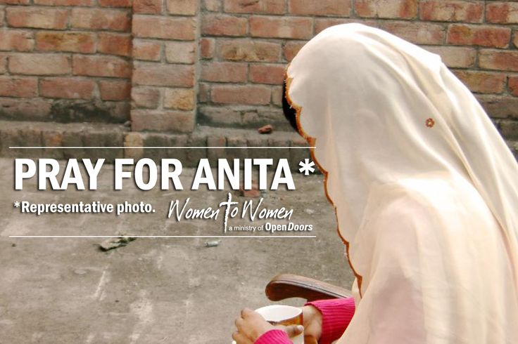 Please continue to #pray for 16 year old Anita from Pakistan. We recently shared that she might lose her arm due to cancer. Doctors at various clinics were refusing to treat her, but she is now receiving radiation.  Please cover her in your prayers. Pray that the radiation may be successful and that God will send the right doctors and nurses to provide her with the necessary treatment. All to the glory of our Father! http://ht.ly/M49iU