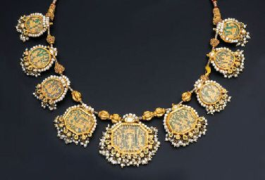Thewa Necklace- Christies