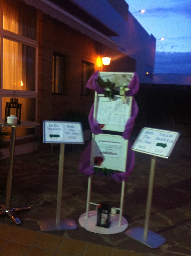 Lista invitados- Gala de fin de Año hotel el Aguila & Velagua