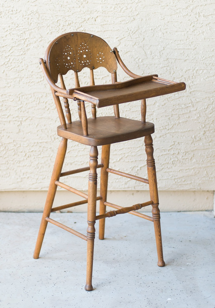 handmade wooden chairs 17 best images about vintage highchairs on 7906