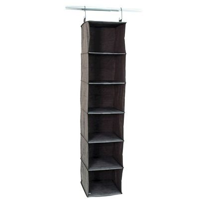 Threshold™ 6-Shelf Organizer - Gray Birch