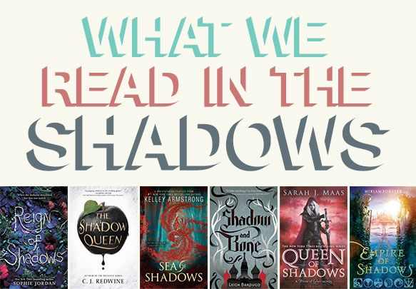 Hey YA, why you gotta be so shady? We all know young adult books don't shy away from darker subjects, but our favorite section of the bookstore seems to be a little obsessed with shadows. Want proof? Just look at … Read More