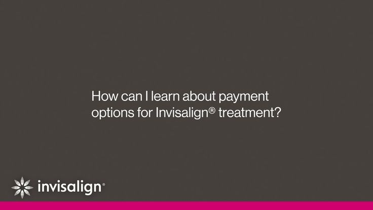 The cost of Invisalign® clear aligners are often comparable to braces and many payment options—like coverage from your insurance company—may be available. Speak to an Invisalign-trained orthodontist near you to learn more!