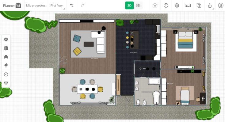 12 Programas Para Hacer Planos De Casas Gratis Hacer Planos De Casas Programa Para Hacer Planos Planos De Casas