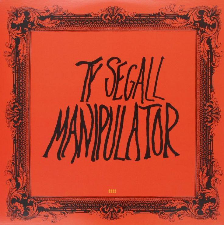 TY SEGALL | 'MANIPULATOR' | Ty Segall has been positioning his hidden pop side closer to the center as his solo career gains traction, and the tenth solo album, by the prolific garage-punk rocker, is his cleanest, most polished recording to date, with fiery guitar work, occasional organ and strings, tight, muscular rhythms, pristine harmonies and stuffed with catchy song hooks. #Alternative #IndieRock #GaragePunk #2014