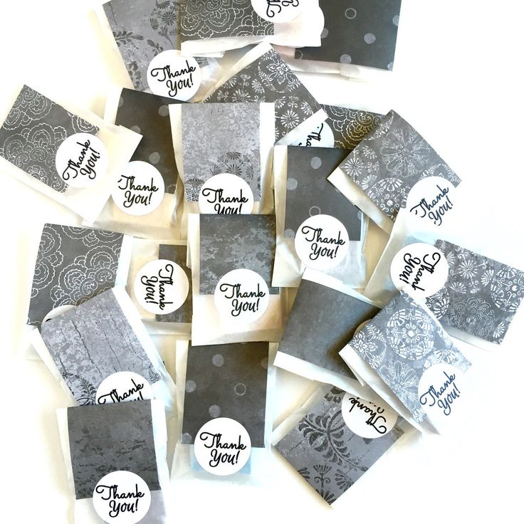 20 Wedding Favor Handmade Soaps
