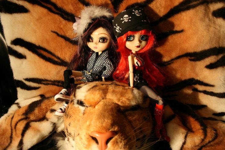 two customes ... rockabella   and  ira