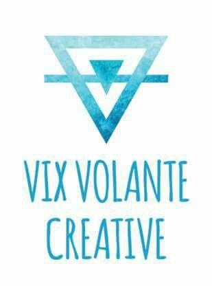 Logo/watermark .©vixvolantecreative 2016