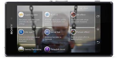 [IFA 2013] Sony Xperia Z1 (Honami)