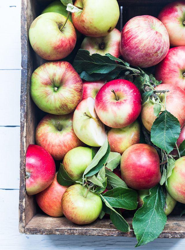 Nem æblekage - Æblekage uden tilsat sukker - The Food Club