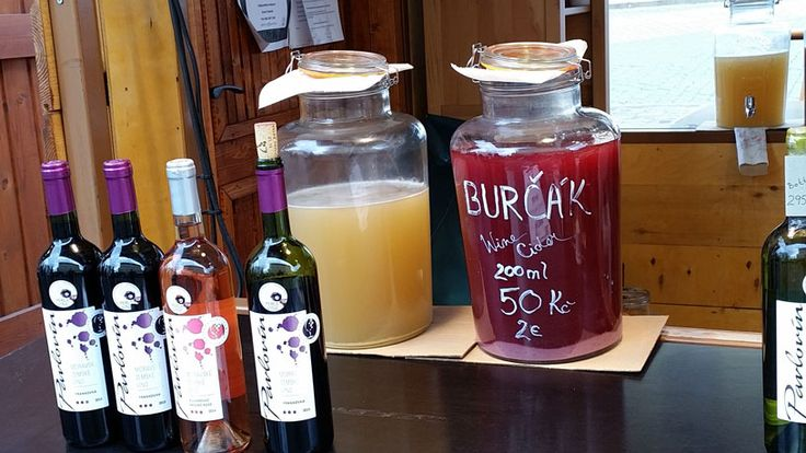 Burcak is early season wine which has not finished fermenting. It's normally very sweet and full-bodied. The season starts in early September and should last about 6 weeks. If people are still selling it at the end of October then don't touch it.