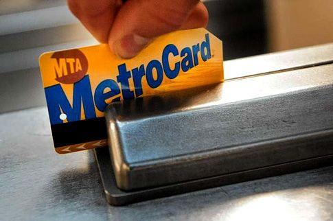 MetroCard - oh i miss u noo yawk