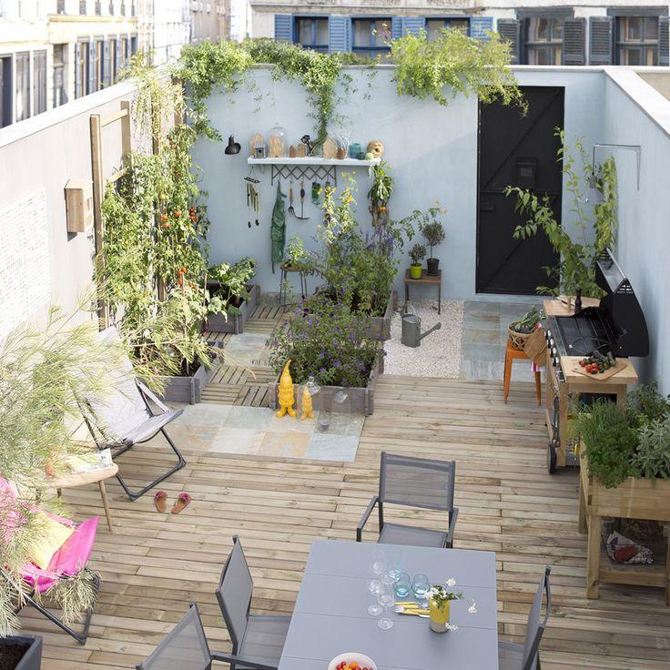 17 best ideas about espace vert on pinterest vert metal for Savoir composer un beau jardin