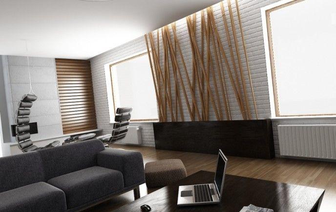 Salon minimalistyczny | Projo.pl