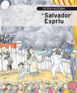 Petita història de la vida i de l'obra literària d'un dels personatges més insignes de les lletres catalanes. Poeta, dramaturg i novel·lista, Salvador Espriu i Castelló és l'autor d'un ampli recull d'obres, moltes d'aquestes esdevingudes referents de la literatura catalana.