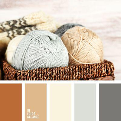 Цветовая палитра №2813 | IN COLOR BALANCE