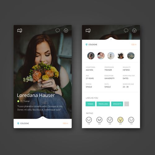 Mobile App Design Ideas & Inspiration | page 1 | 99designs