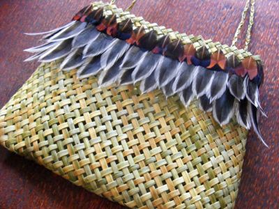 Kura Gallery Maori Art Design Weaving Anna Gedson
